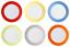 6-x-Fruehstuecksteller-22-cm-Tric-Bunt-Arzberg-farblich-sortiert Indexbild 1