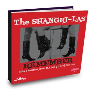 Shangri-Las-The-Recuerde-Nuevo-CD