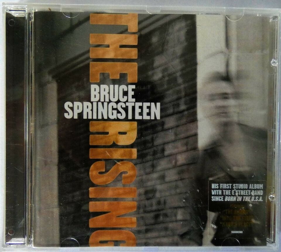 Bruce Springsteen: The Rising, rock