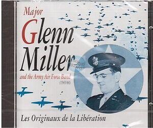 GLENN-MILLER-les-originaux-de-la-liberation-CD-ALBUM-neuf-new-neu-victory-polka