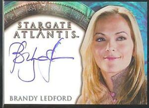 Stargate-Atlantis-Season-2-Autograph-Auto-Brandy-Ledford-Norina