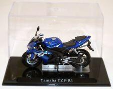 Atlas Editions  - YAMAHA YZF-R1 - Motorcycle Model Scale 1:24 (IXO)