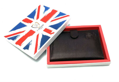 Echtleder Designer Reise Geldbörse Dokument Pass Deckel Halter Geschenk Verpackt