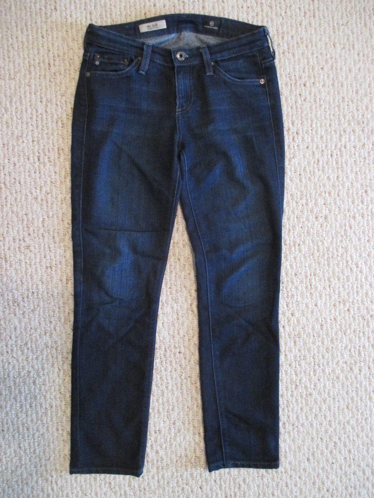 Adriano goldschmied The Stilt Cigarette Jeans Size 25 X 26