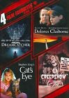 4 Film Favorites Stephen King 0085391174240 With Morgan Freeman DVD Region 1