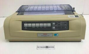 01308803 - Oki Microline ML5590 A4 Mono Dot Matrix Printer