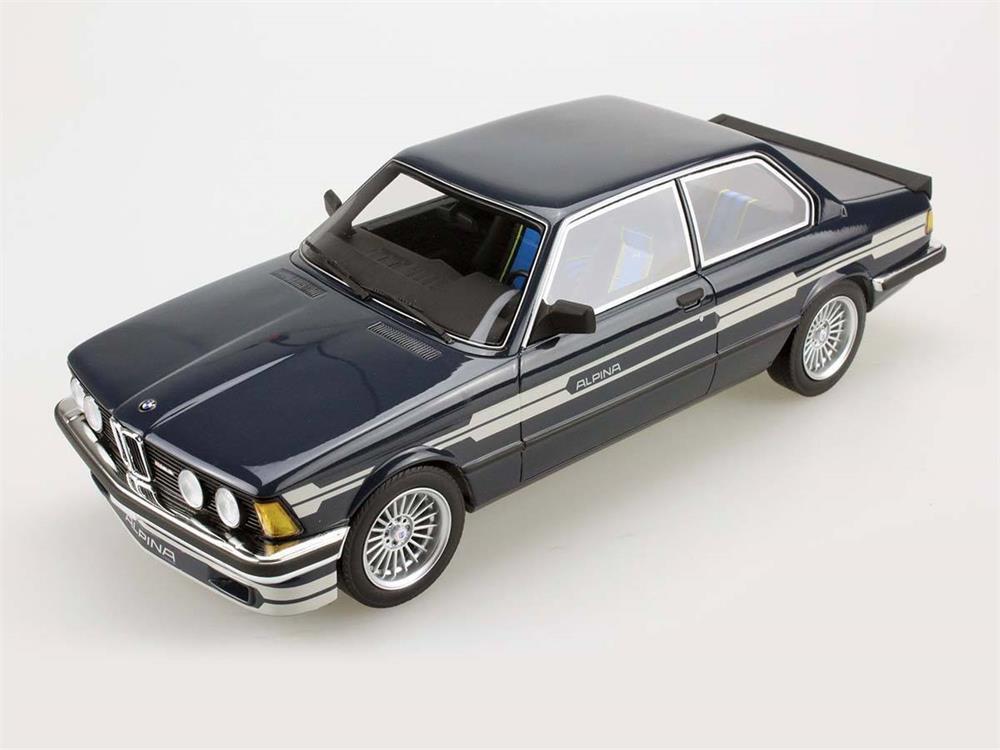 1983 BMW 323 Alpina Blau in 1 18 von Ls Collectibles  | Haltbar