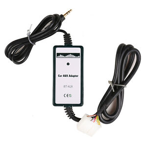 Image Is Loading Car Aux In Adapter Mp3 Player Radio Interface