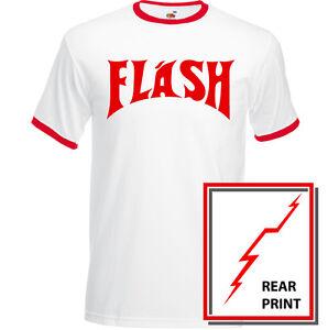 Flash-Mens-Fancy-Dress-T-Shirt-Costume-As-Worn-By-Queen-Freddie-Mercury-Gordon