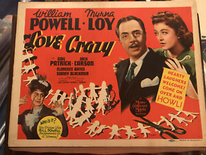Another thin man Myrna Loy vintage movie poster print #24