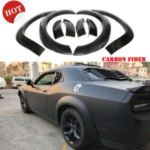 für Dodge Challenger Coupe Kotflügel Verbreiterung Radlauf Leisten Verbreiterung