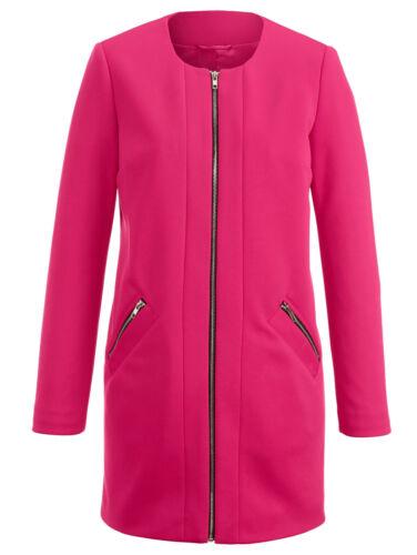 Gr 44 Marken 0218299881 Long Pink Jacke 42 Blazer wIIg1qZp