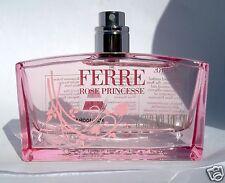 Gianfranco Ferre Rose Princess Women EDT 3.4 oz 100 ml Vapo New Tester no Cap