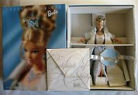 Mattel 1999 Barbie Collectibles Barbie 40th Anniversary Crystal Jubilee Barbie Toys