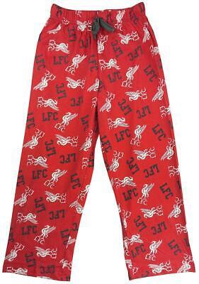 boys official merchandise liverpool football club sublimated pyjamas