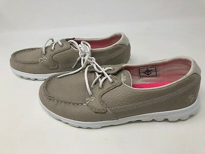 Women/'s Skechers ON THE GO CRUISE Boat Shoes           16F