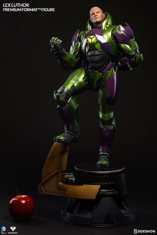 comprar barato súperman - Lex Lex Lex Luthor Premium Format 1 4 Scale Statue-SID300219  ahorra hasta un 80%