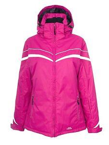Trespass-Womens-TP50-Beren-Jacket-Pansy-color-Size-M