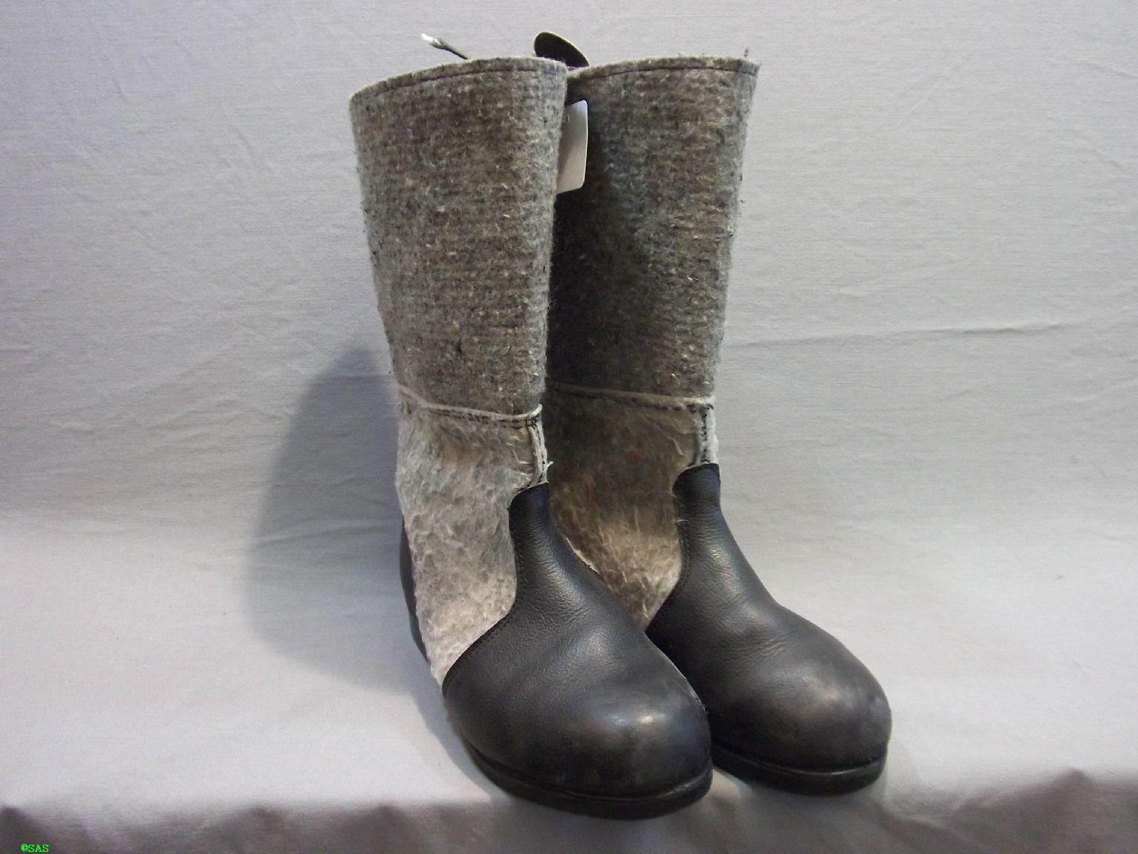 Stiefel Stiefel Stiefel Filzstiefel Größe 29 / Größe 43,5 DDR Ideal zum Angeln 352302