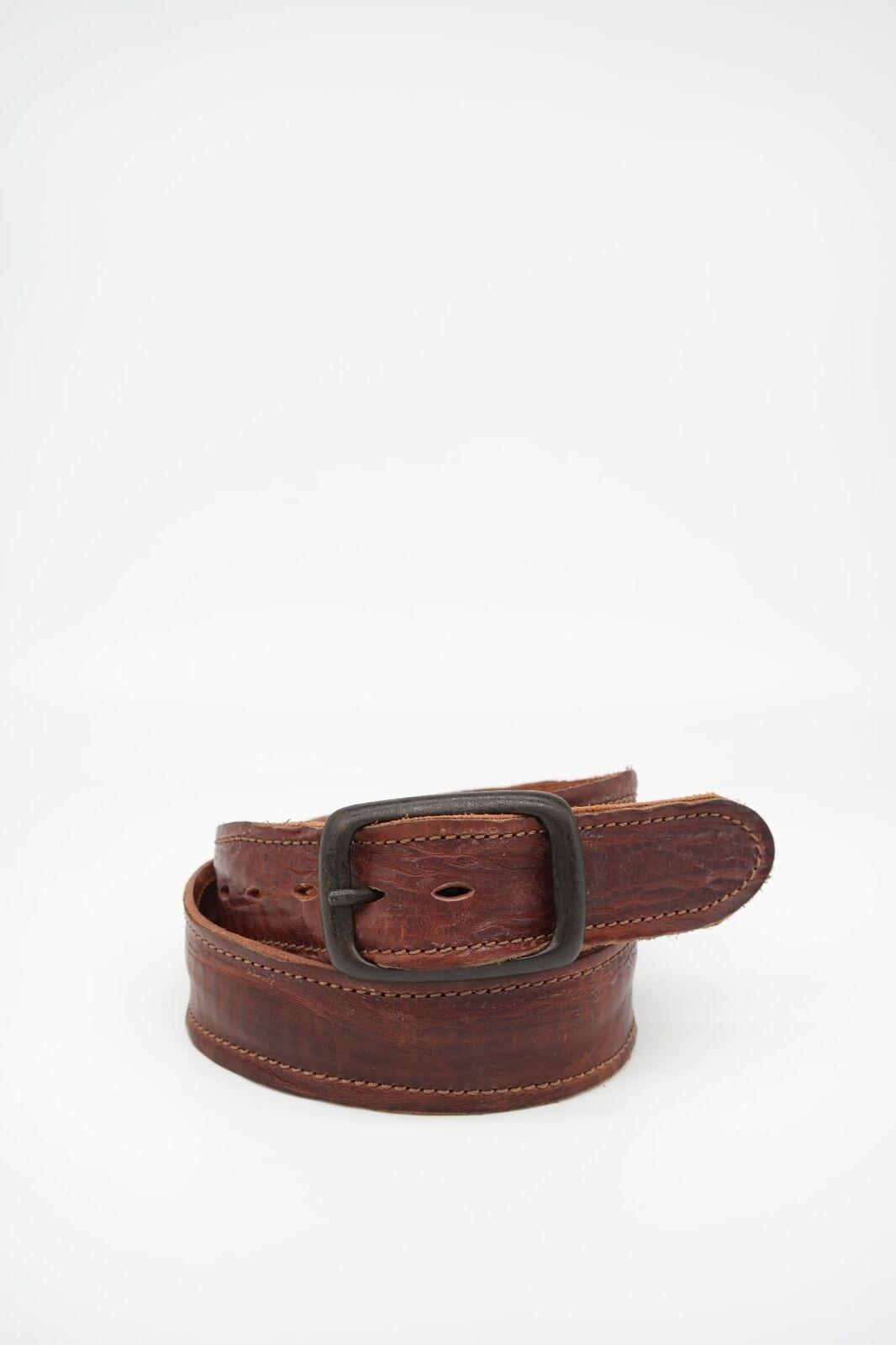 Bogner Jeans Ledergürtel Lyonel, Size: 90 cm / Leder / Braun