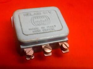 Relais-12-V-made-in-Italy-Kleinwagen-Ape-etc