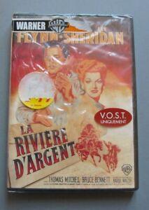 DVD-LA-RIVIERE-D-039-ARGENT-Errol-FLYNN-Ann-SHERIDAN-Raoul-WALSH-NEUF