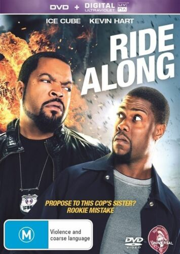 1 of 1 - Ride Along (DVD, 2014) NEW R4
