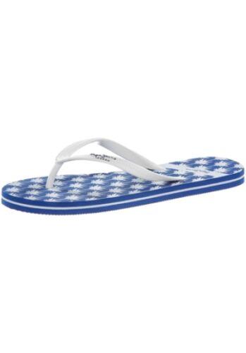 Pepe Jeans Zehentrenner Gr.37-38 NEU Damen Zehenstegsandale Blau Schuhe Gummi