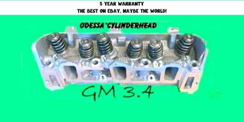 GM Pontiac Trans Sport Montana 3.4 V6 OHV CYLINDER HEAD REBUILT