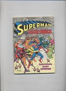 SUPERMAN TASCHENBUCH # 65 - EHAPA VERLAG 1985 - TOP