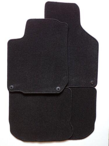Autoteppiche Fußmatten Seat LEON 1M Bj.1999-2005 original Passform