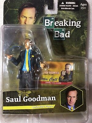 AMC Breaking Bad Better Call Saul Goodman avocat Bobblehead Bobble TV Show Head