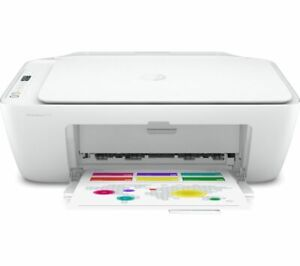 HP DeskJet 2710 All in One Wireless Inkjet Printer WiFi White - Currys