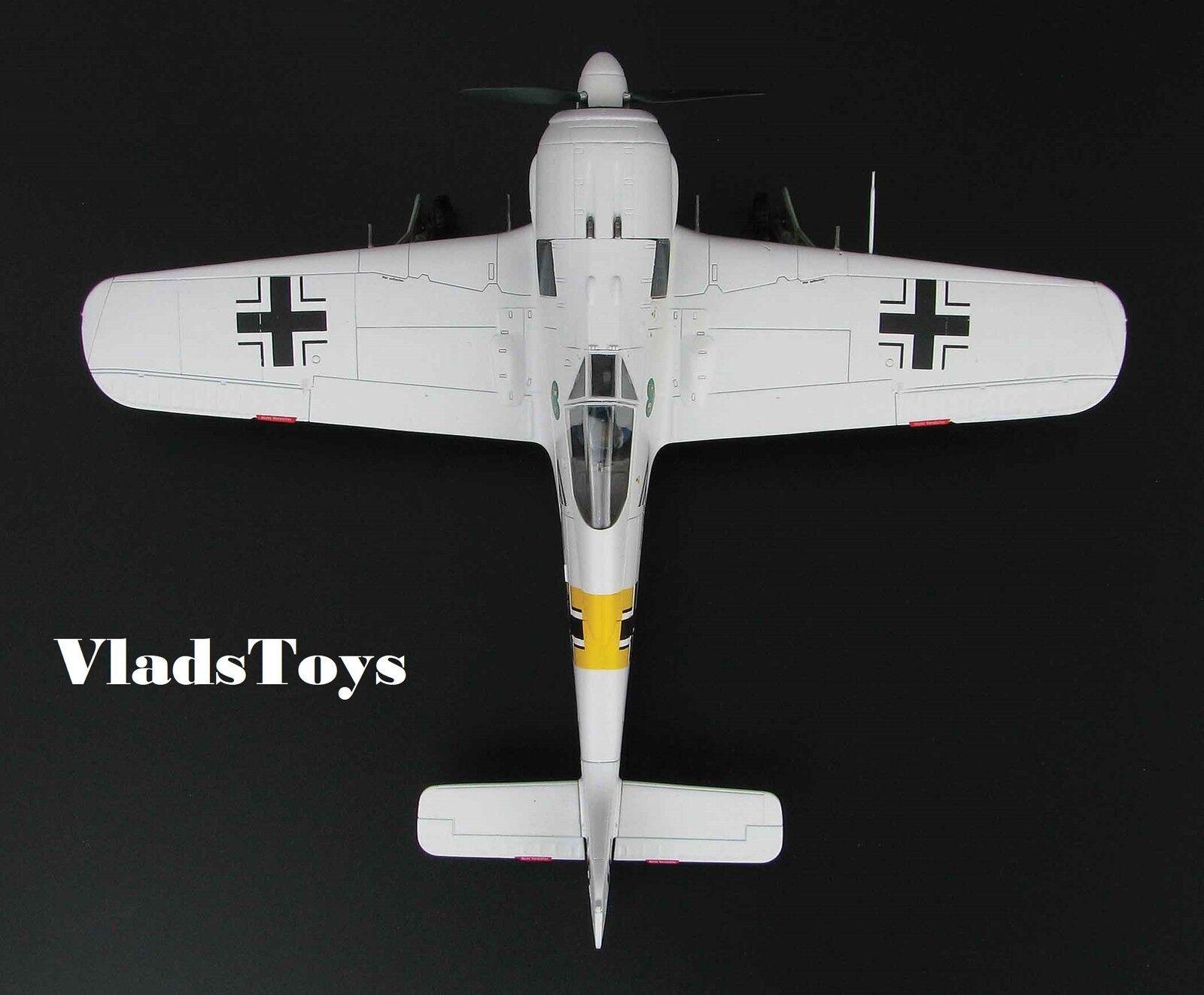 tienda de venta Hobby Master 1 48 Focke-Wulf Fw 190 190 190 A Luftwaffe 1. JG54 Grunherz trautloft HA7422  n ° 1 en línea