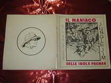 FANZINE DI FUMETTI COMICS WORLD MAGGIO 1969 N°3 JUNGLE JIM IL MANIACO DELLE ISOL