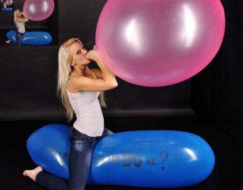 + 1x 100 cm Ø géant-Ballon Looner + 315er portée géant-Ballon mou