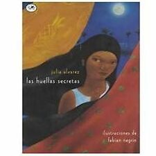 Las Huellas Secretas (Spanish Edition), Alvarez, Julia, Good Book