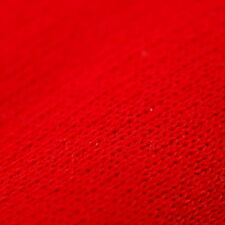 RED Sweatshirt fleece fabrics & Hoddies jersey
