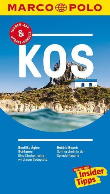 MARCO POLO Reiseführer Kos - Aktuelle Auflage 2018