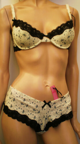"""NewDaniel Beautiful Bra Brief set/""""Mix /& match/"""" With Your Pantie Size Only £5.99p"""