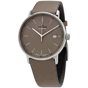 Junghans-Form-A-Automatic-Taupe-Dial-Watch-027-4832-00