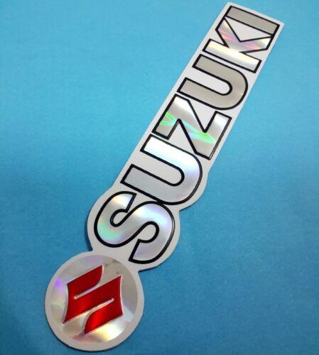 new logo stickers for Suzuki car racing motocross big bike badge decal emblem