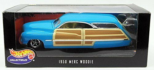 Hot wheels and 100% 1950 mercury fressie blaue 1,18