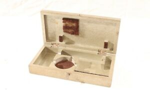 Old-Box-Wood-Transport-Chest-Storage-Measuring-Tool-Gauge-Case-Tool-Tool