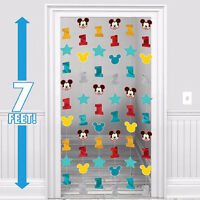 Baby Mickey Mouse Hanging String Decorations First Birthday Party Supplies 6ct