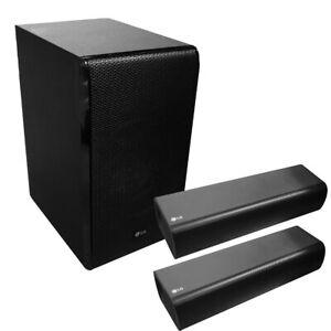 LG-SJ7-Dual-Speaker-Sound-Bar-Flex-with-Wireless-Subwoofer-Black