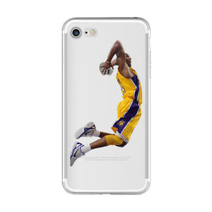 newest c8d71 59826 Details about Lakers Kobe Bryant Basketball Soft case cover iPhone X XS Max  XR 5s 6s 7 8 Plus