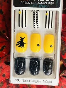 imPRESS HALLOWEEN Nails GLOW in The DARK Limited Edition ...