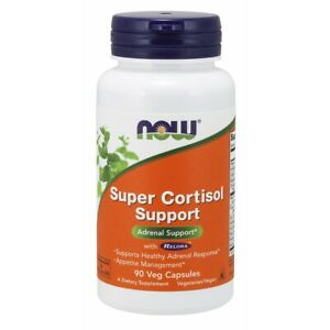 NOW FOODS Super Cortisol Support with Relora 90 Vcap, FREE SHIPPING,Made in USA