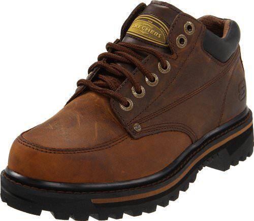 Skechers USA Mens Mariner Low Boot Select SZ//Color.